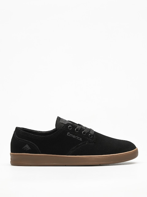 Emerica Shoes The Romero Laced (black/charcoal/gum)