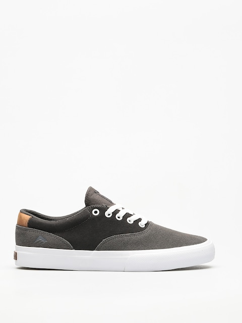 Emerica Schuhe Provost Slim Vulc (grey/dark grey/gold)
