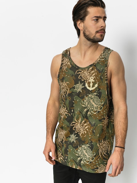 Turbokolor Tank top Deck Crew (camo)