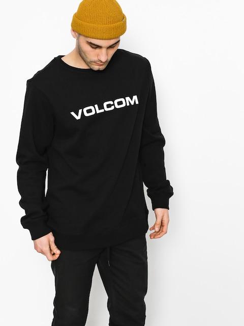 Volcom Sweatshirt Imprint Crew (blk)