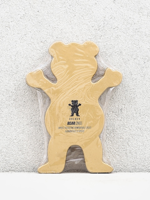 Grizzly Griptape Bearings Bear (gold)