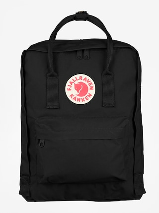 Fjallraven Backpack Kanken (black)
