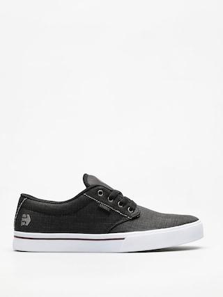 Etnies Schuhe Jameson 2 Eco (black dirty wash)