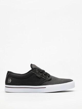 Etnies Shoes Jameson 2 Eco (black dirty wash)