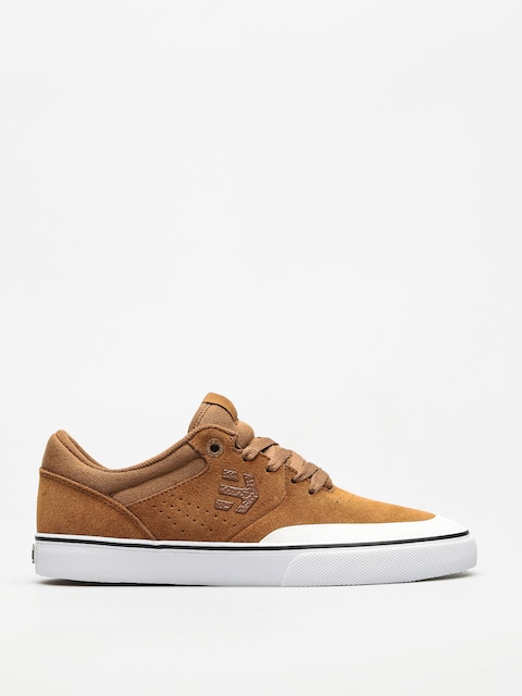 Etnies Shoes Marana Vulc (brown/white)