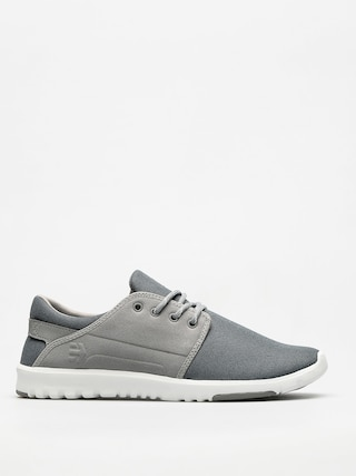 Etnies Shoes Scout (dark grey/light grey)