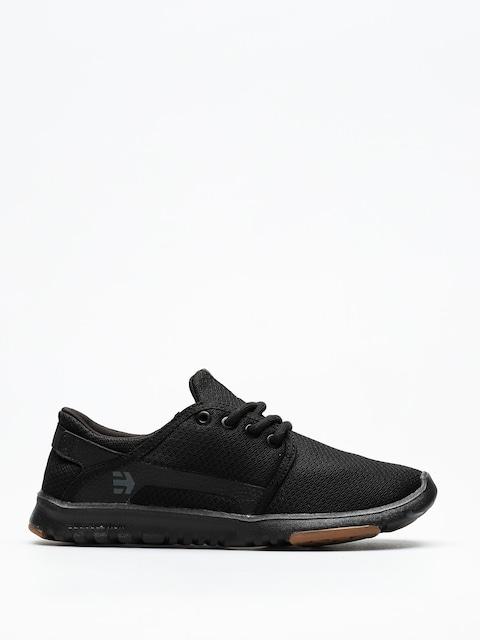 Etnies Schuhe Scout (black/black/gum)