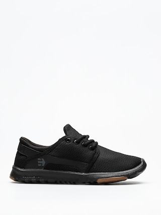 Etnies Shoes Scout (black/black/gum)