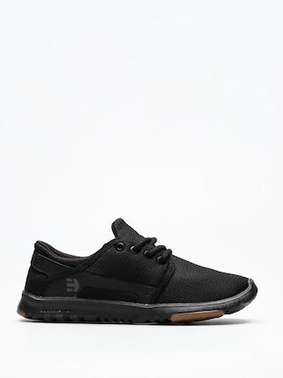 Etnies Shoes Scout (black/black/gum)