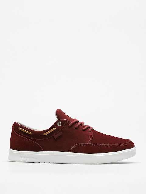 Etnies Shoes Dory Sc (burgundy/tan/white)