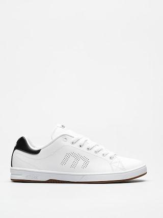 Etnies Shoes Callicut Ls (white/black/gum)