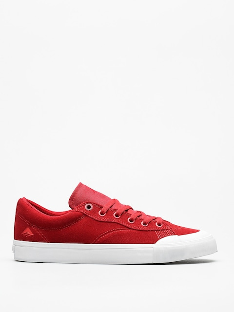 Emerica Schuhe Indicator Low (red/white)
