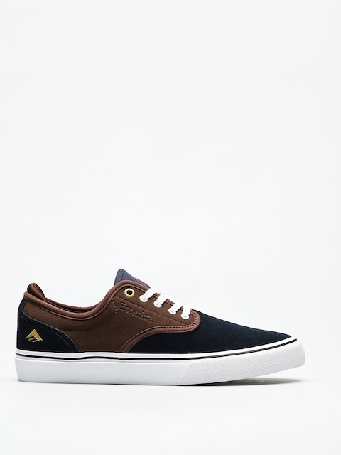 Emerica Shoes Wino G6 (navy/brown/white)
