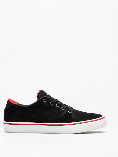 Es Shoes Square Three (black/white/red)