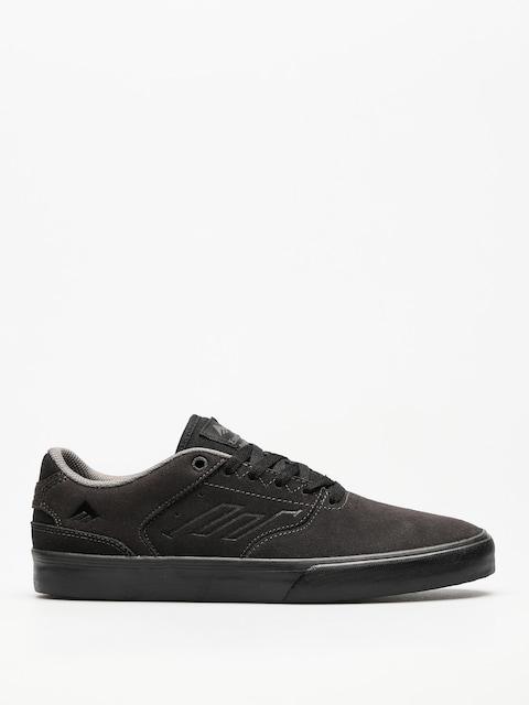 Emerica Shoes The Reynolds Low Vulc (dark grey/black)