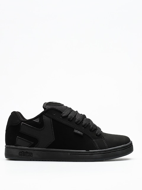 Etnies Schuhe Fader (black dirty wash)