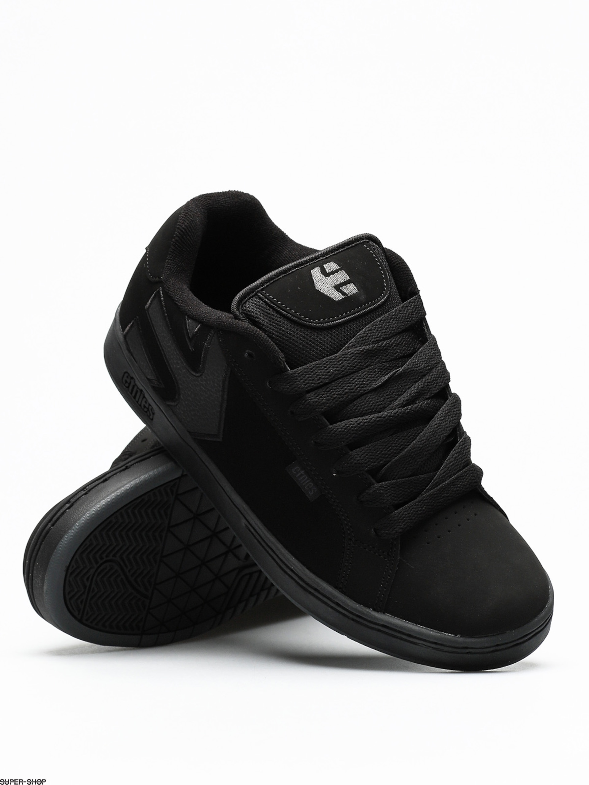 Etnies shoes Fader (black dirty wash)