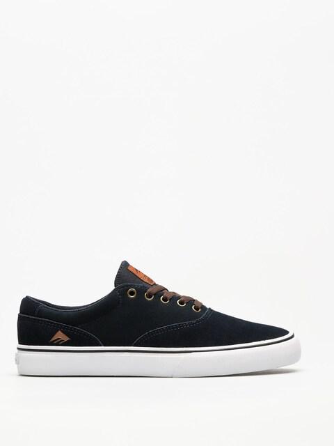 Emerica Schuhe Provost Slim Vulc (navy/white/gum)