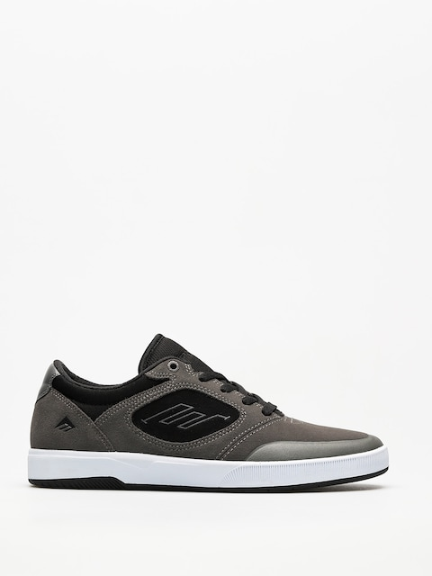 Emerica Schuhe Dissent (grey/black/white)