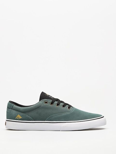 Emerica Shoes Provost Slim Vulc (turquoise)