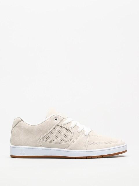 Es Schuhe Accel Slim (Wade Desarmo white/white/gum)