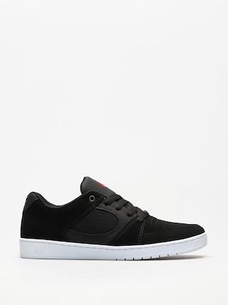 Es Shoes Accel Slim (black/white/red)