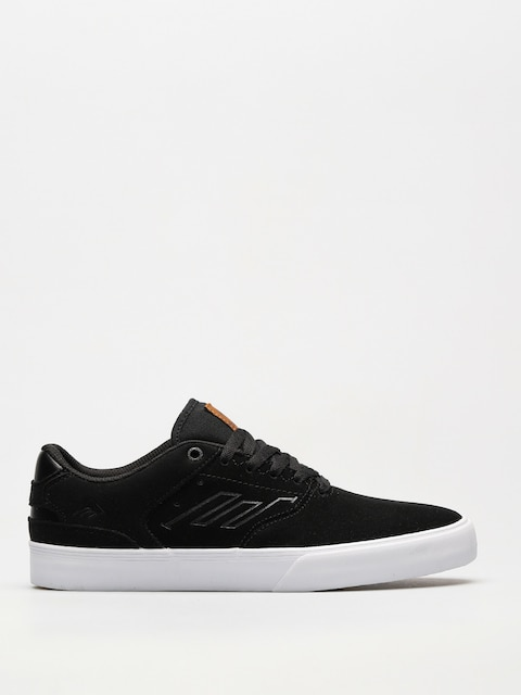 Emerica Shoes The Reynolds Low Vulc (black/brown)
