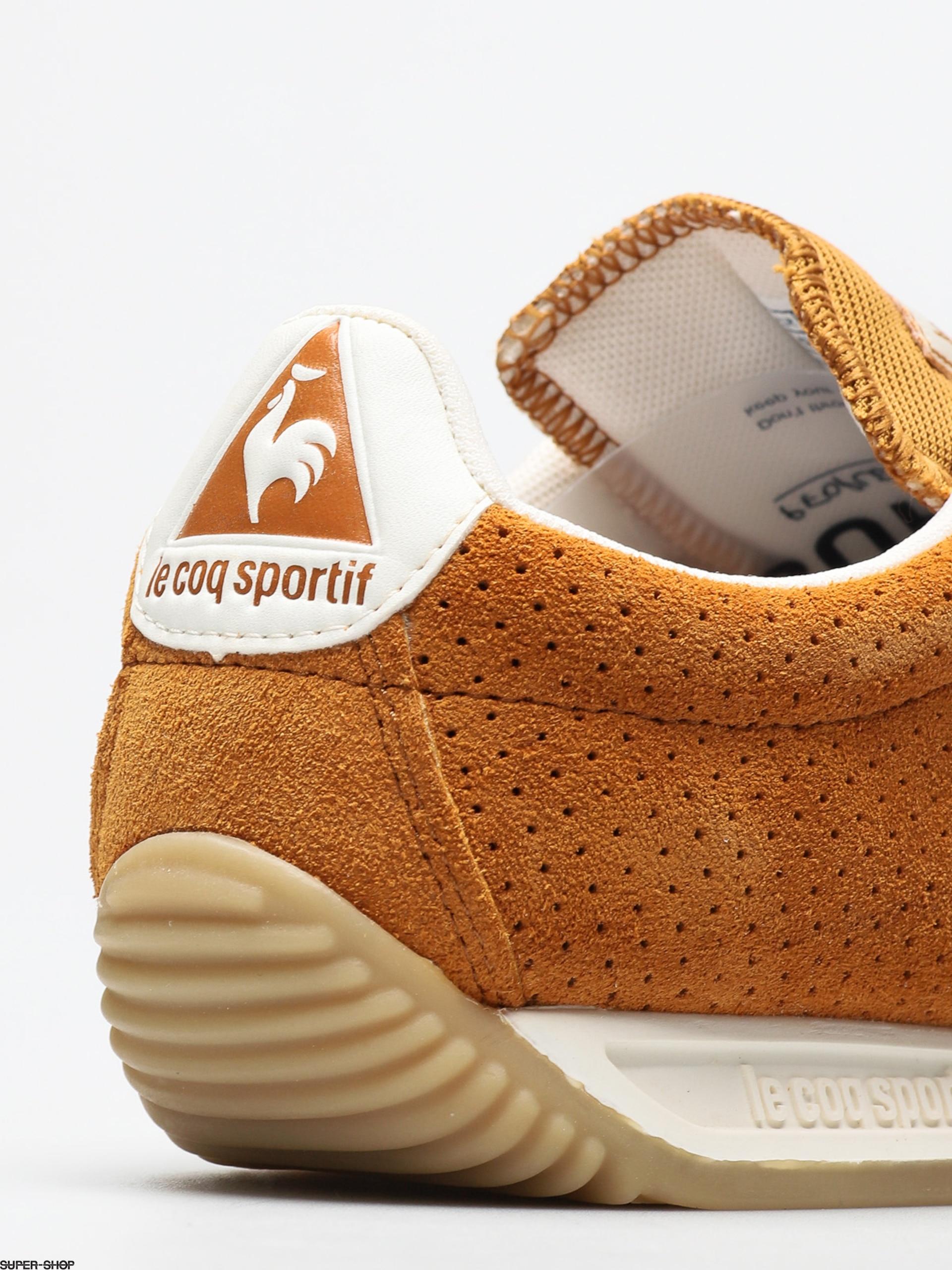 154e4d4d1e15 Le Coq Sportif Shoes Quartz Premium (sudan brown)