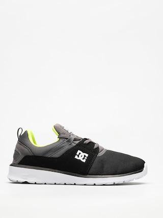DC Shoes Heathrow (black/battleship/lime)