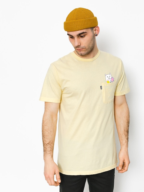 RipNDip T-shirt Nermcasso (yellow)