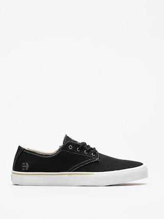 Etnies Schuhe Jameson Vulc Ls (black/white/grey)