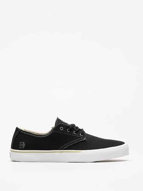 Etnies Shoes Jameson Vulc Ls (black/white/grey)