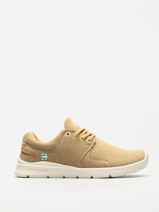 Etnies Shoes Scout Xt Wmn (tan)