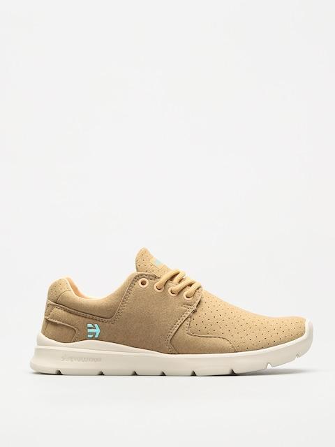 Etnies Schuhe Scout Xt Wmn (tan)