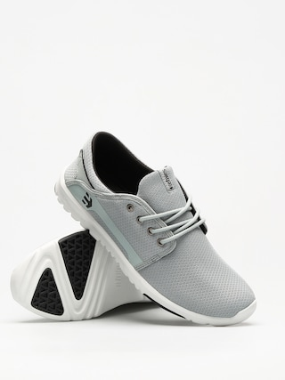 Etnies Shoes Scout (grey/black/silver)