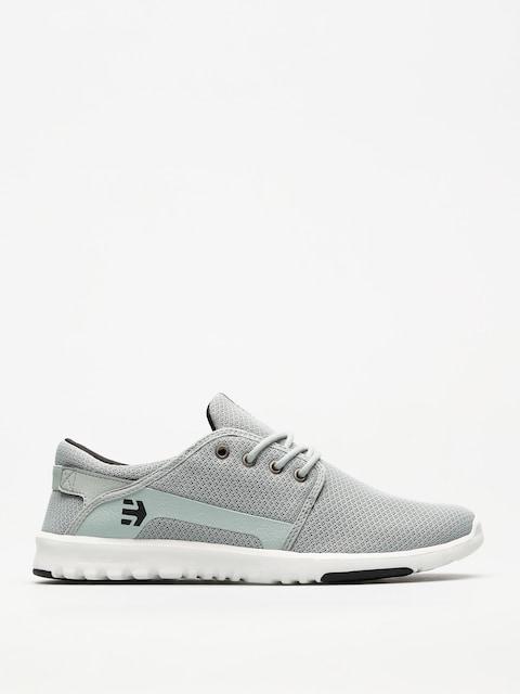 Etnies Shoes Scout (grey/black/silver)