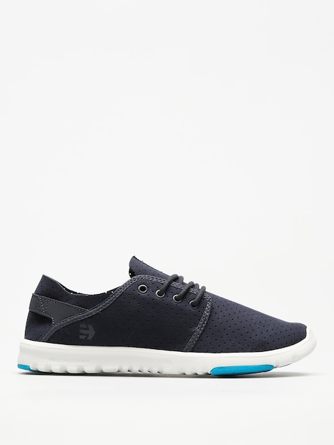 Etnies Shoes Scout (dark grey/blue)