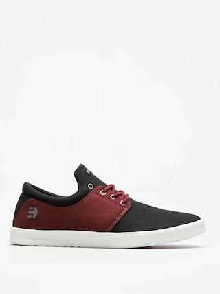 Etnies Shoes Barrage Sc (black/red)