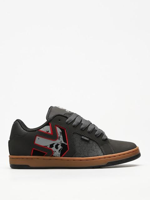 Etnies Shoes Metal Mulisha Fader 2 (charcoal)