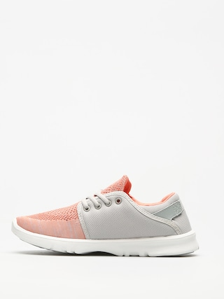 Etnies Shoes Scout Yb Wmn (grey/red)