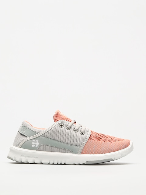 Etnies Schuhe Scout Yb Wmn (grey/red)