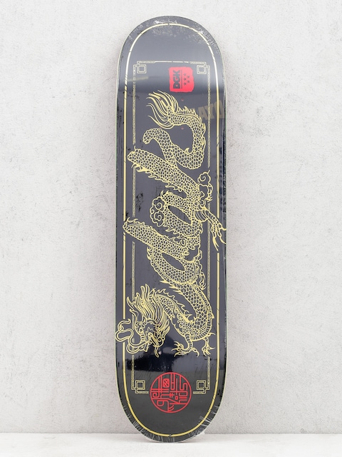 DGK Deck Dragon (black)