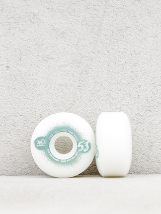 Mob Skateboards Wheels Tough (green)