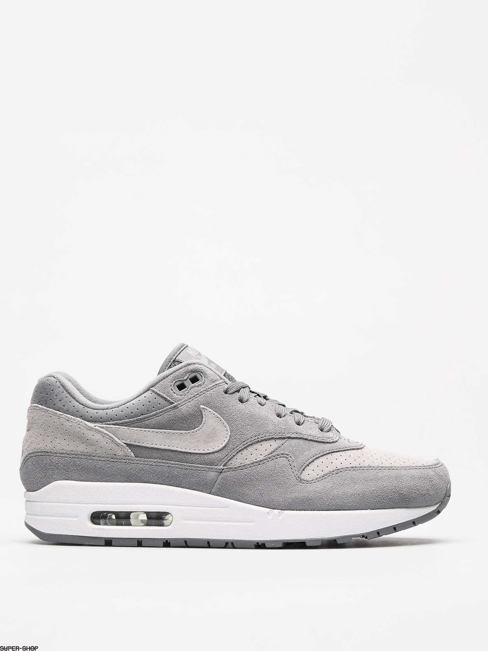 Nike Shoes Air Max 1 Premium (cool grey/wolf grey white)