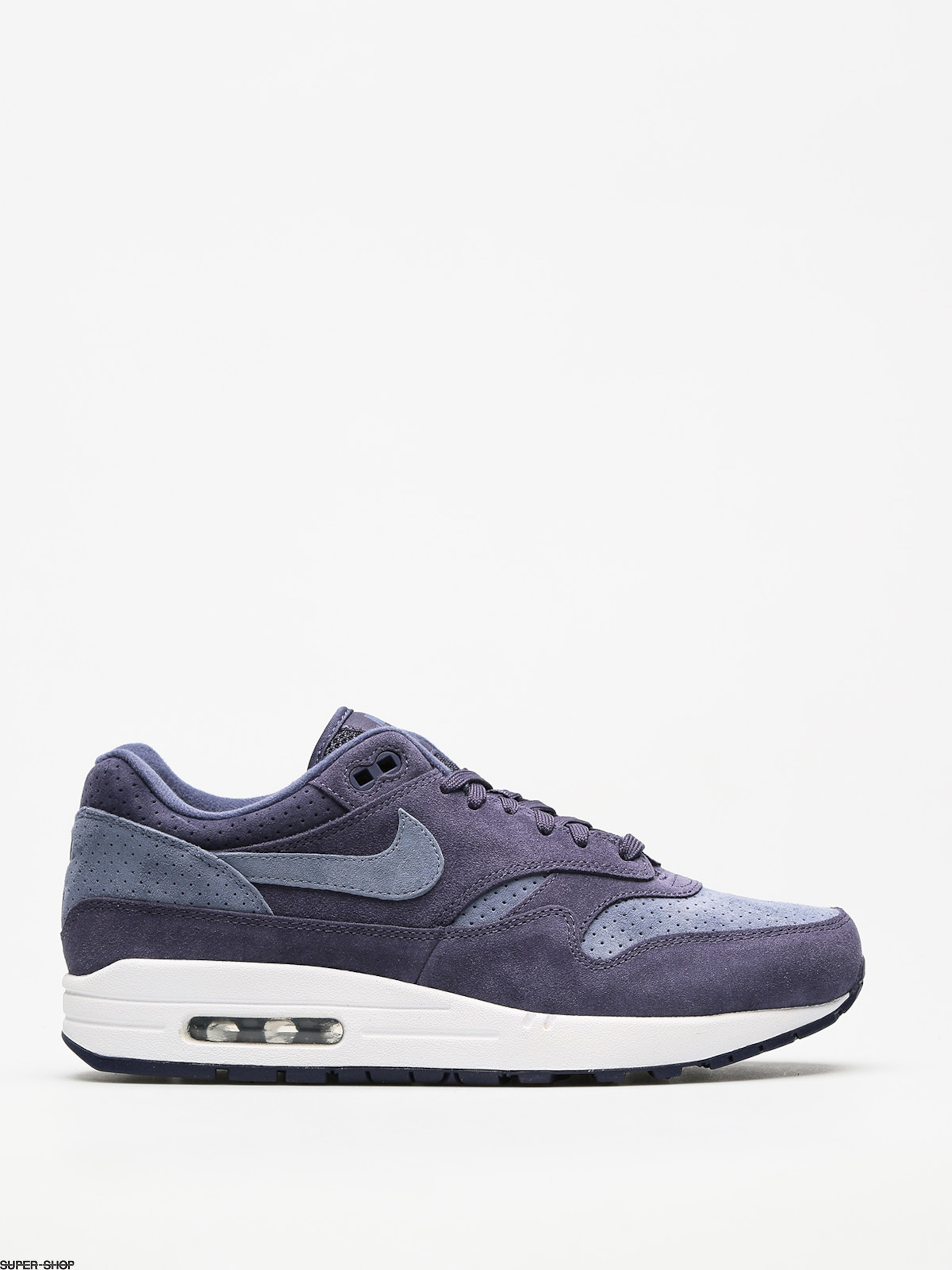 Nike Shoes Air Max 1 Premium (neutral indigo/diffused blue white)