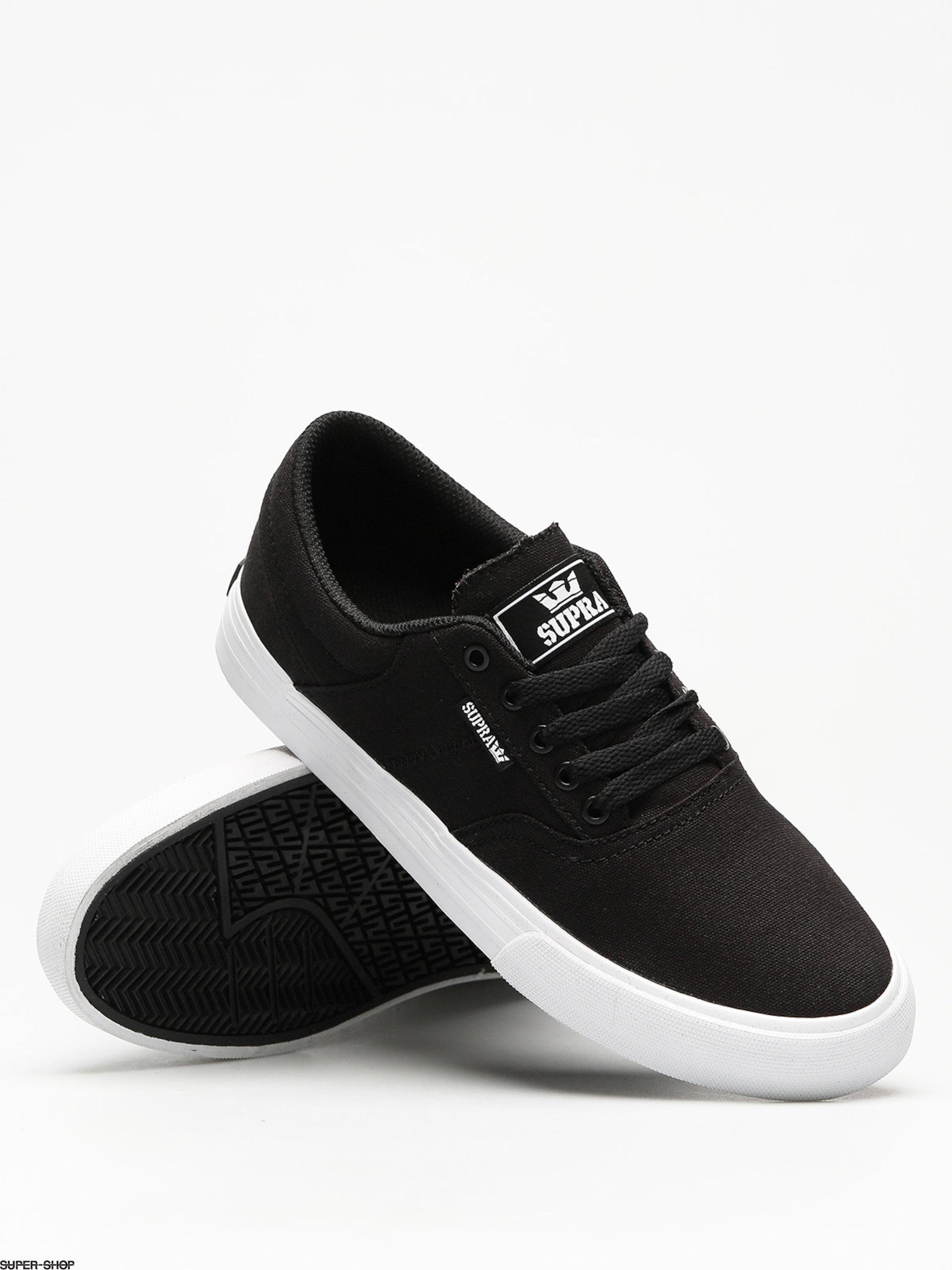 Supra Shoes Cobalt (black white)