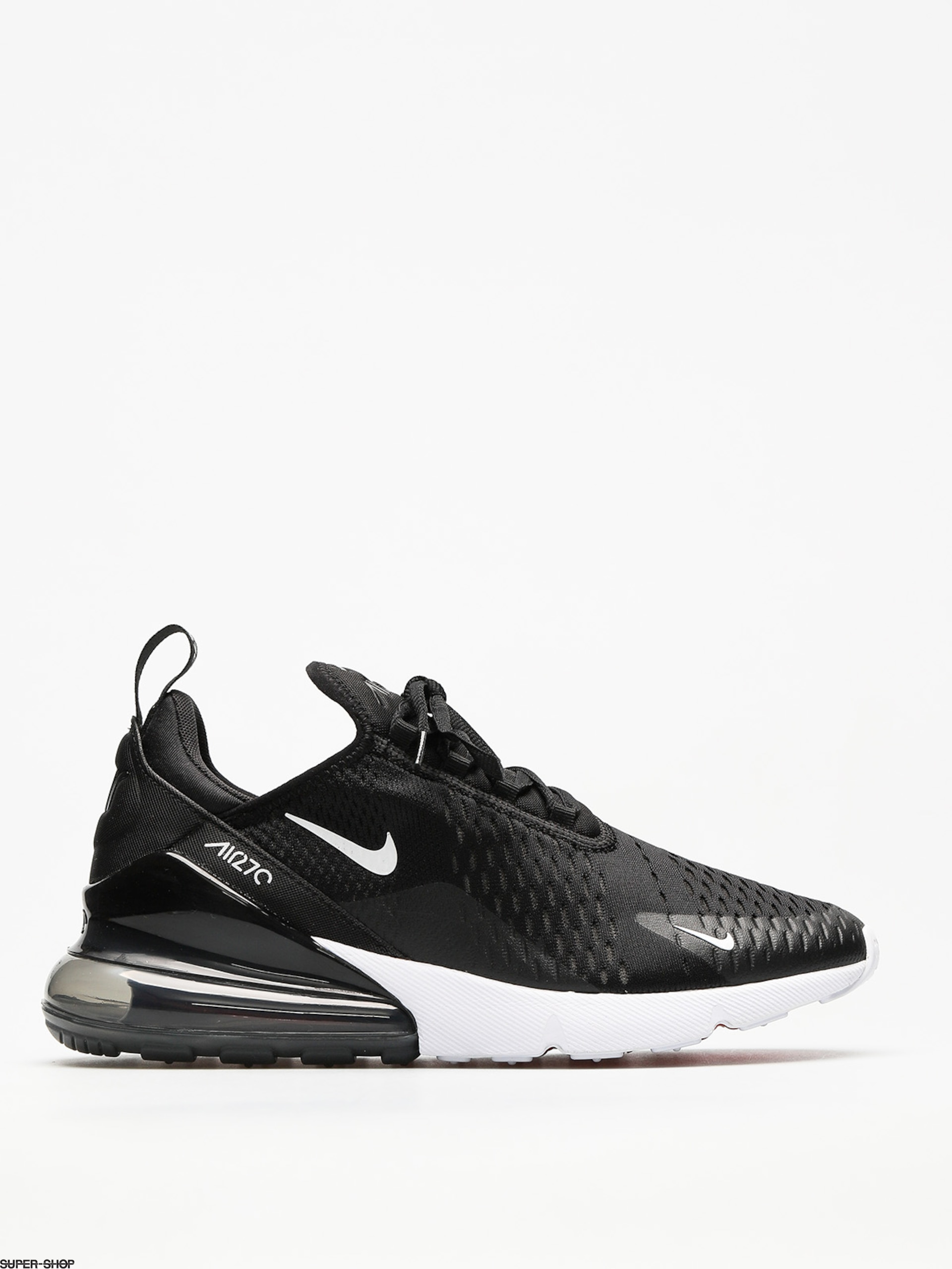 Nike Shoes Air Max 270 (black/anthracite white solar red)