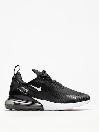 Nike Air Max 270 Shoes (black/anthracite white solar red)