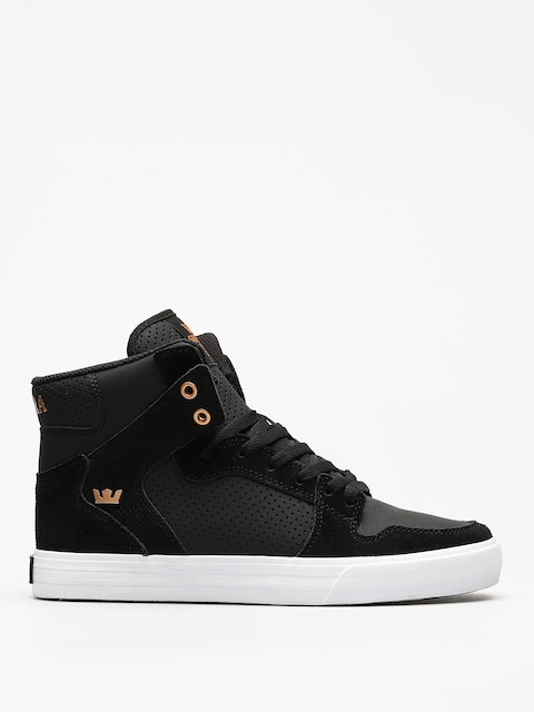Supra Schuhe Vaider (black/copper white)