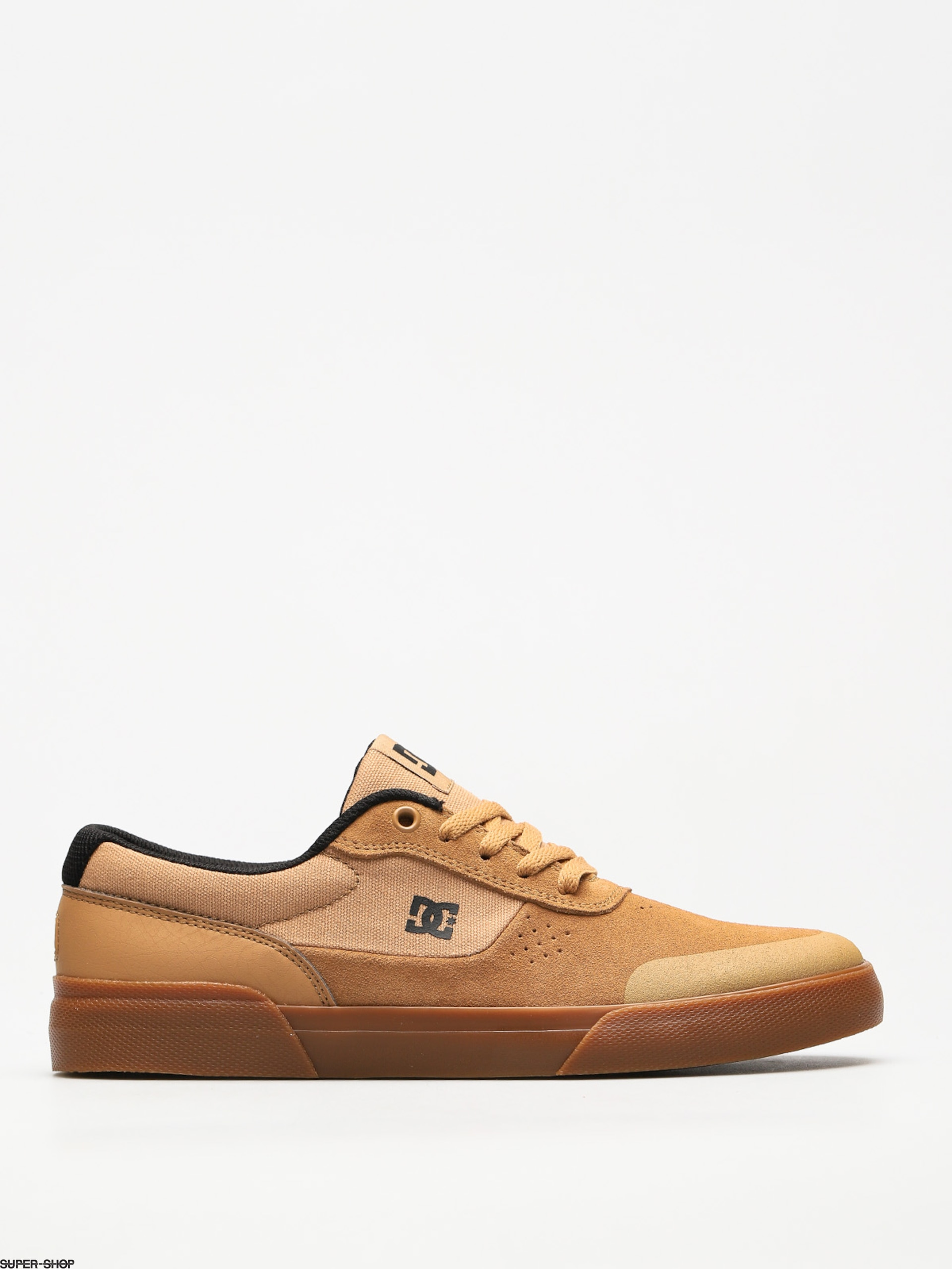new style 2341c 92768 DC Schuhe Switch Plus S (brown/gum)